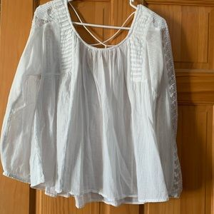 Lucky Brand White Shirt